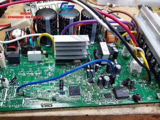 Sửa board máy lạnh quận 2